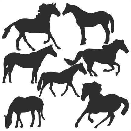 Horse svg #3, Download drawings