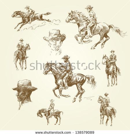 Horsemen svg #13, Download drawings