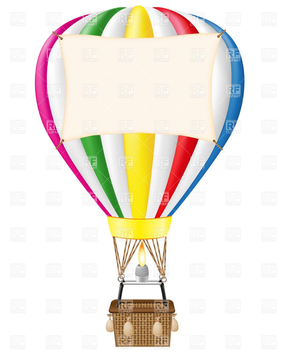 Hot Air Balloon clipart #1, Download drawings