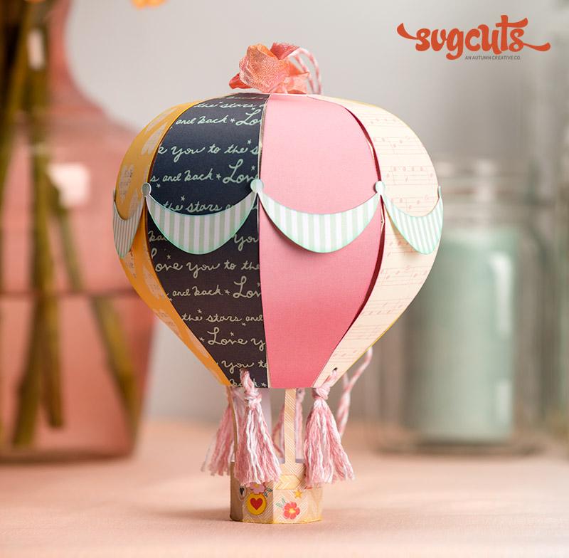 Hot Air Balloon svg #8, Download drawings