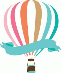 Hot Air Balloon svg #9, Download drawings