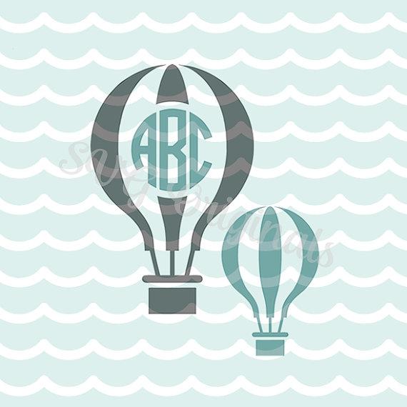 Hot Air Balloon svg #5, Download drawings
