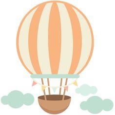 Hot Air Balloon svg #7, Download drawings
