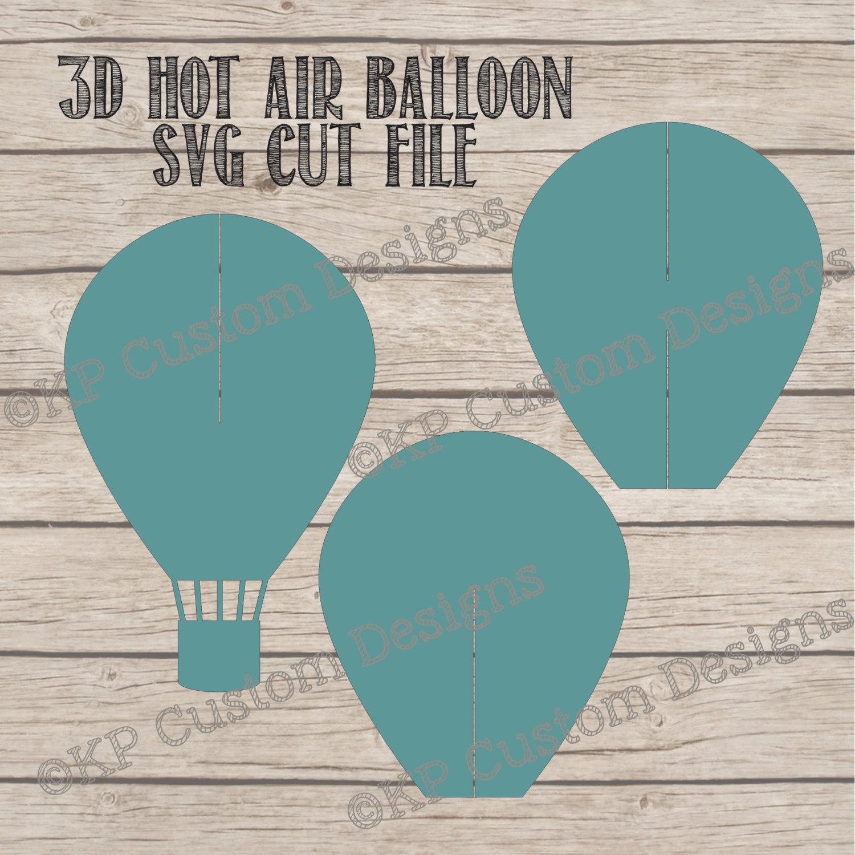 Hot Air Balloon svg #2, Download drawings