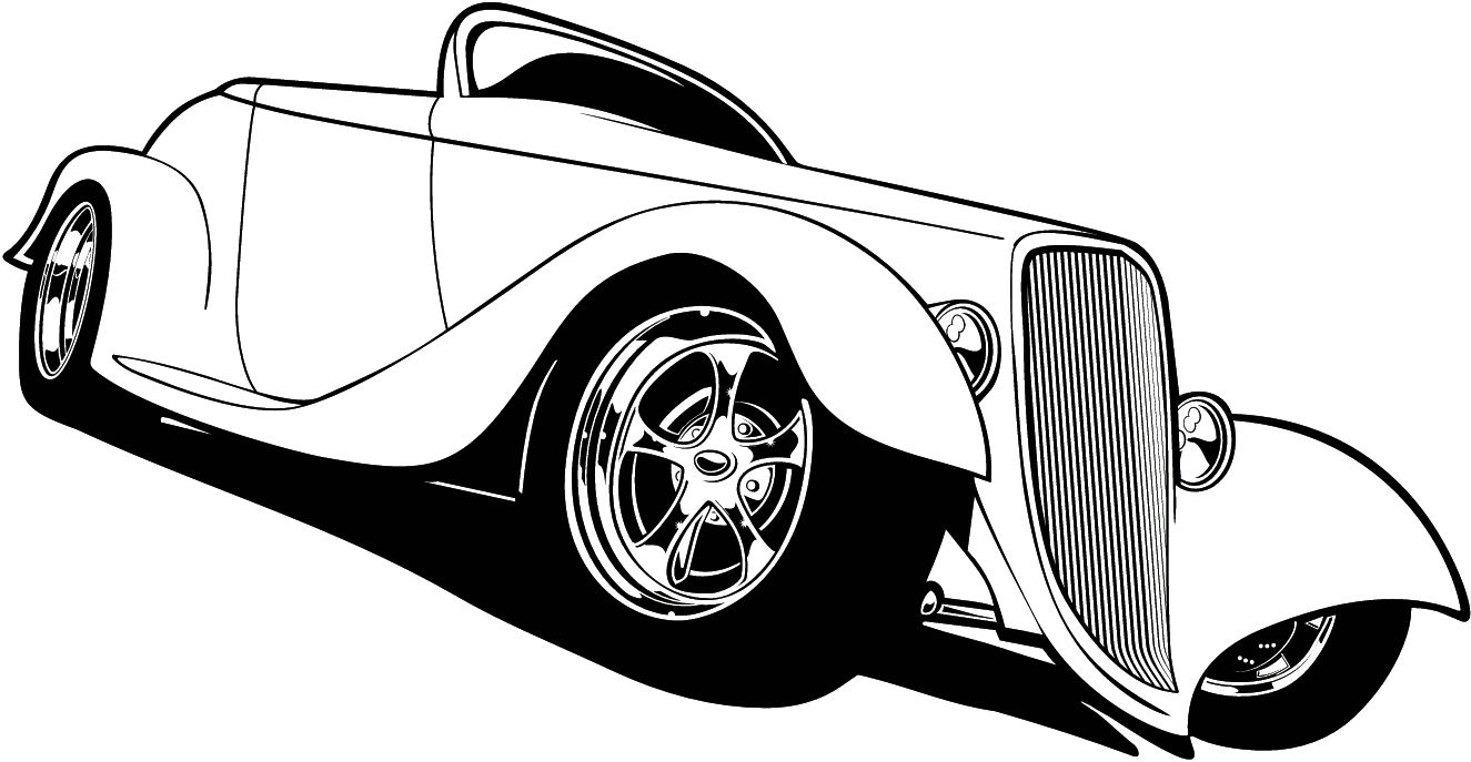 Hot Rod clipart #6, Download drawings