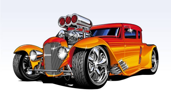 Hot Rod clipart #15, Download drawings