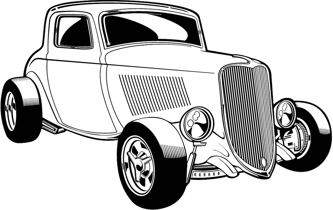 Hot Rod clipart #5, Download drawings