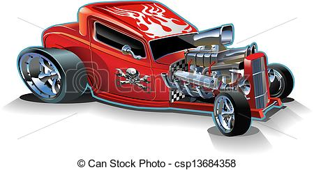 Hot Rod clipart #11, Download drawings