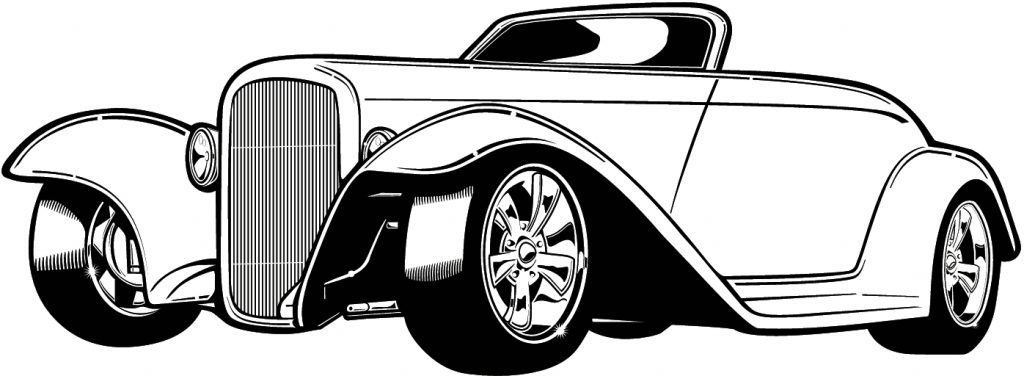 Hot Rod clipart #4, Download drawings