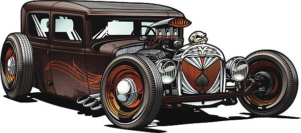 Hot Rod clipart #2, Download drawings