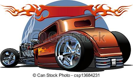 Hot Rod clipart #3, Download drawings