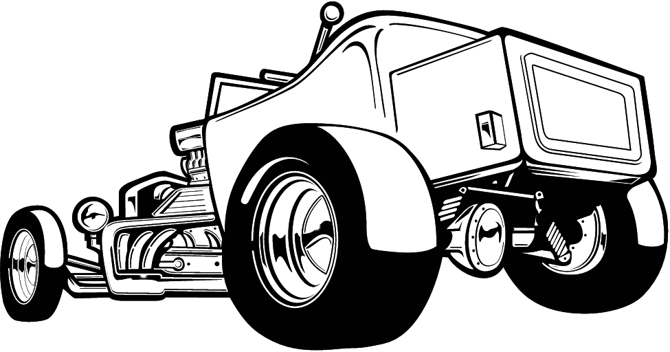 Hot Rod clipart #16, Download drawings