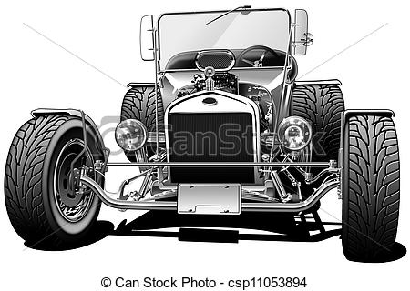 Hot Rod clipart #1, Download drawings