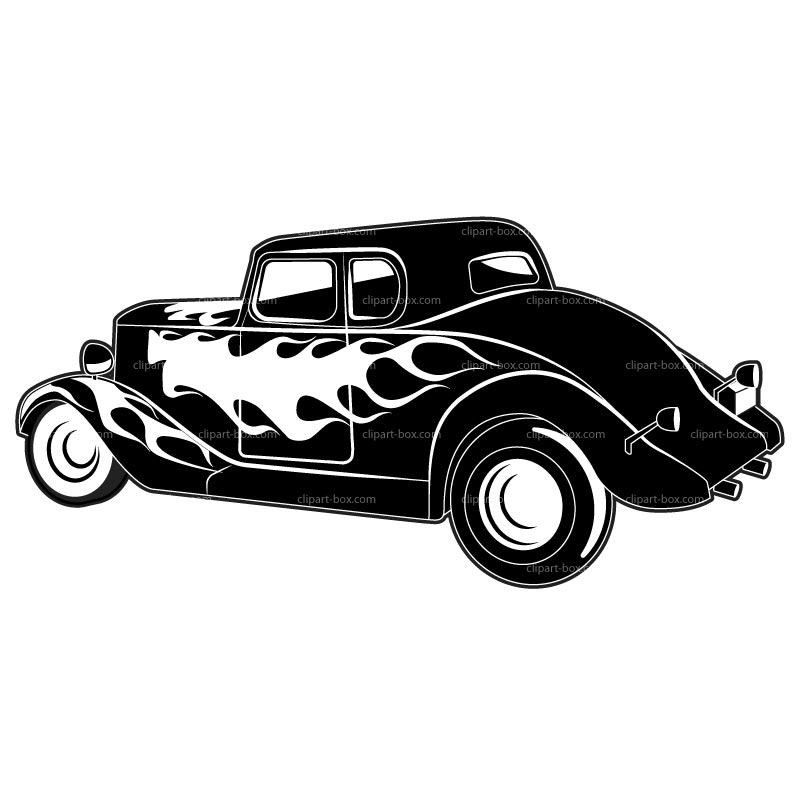 Hot Rod clipart #7, Download drawings