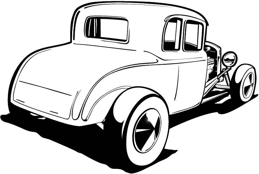 Hot Rod clipart #20, Download drawings