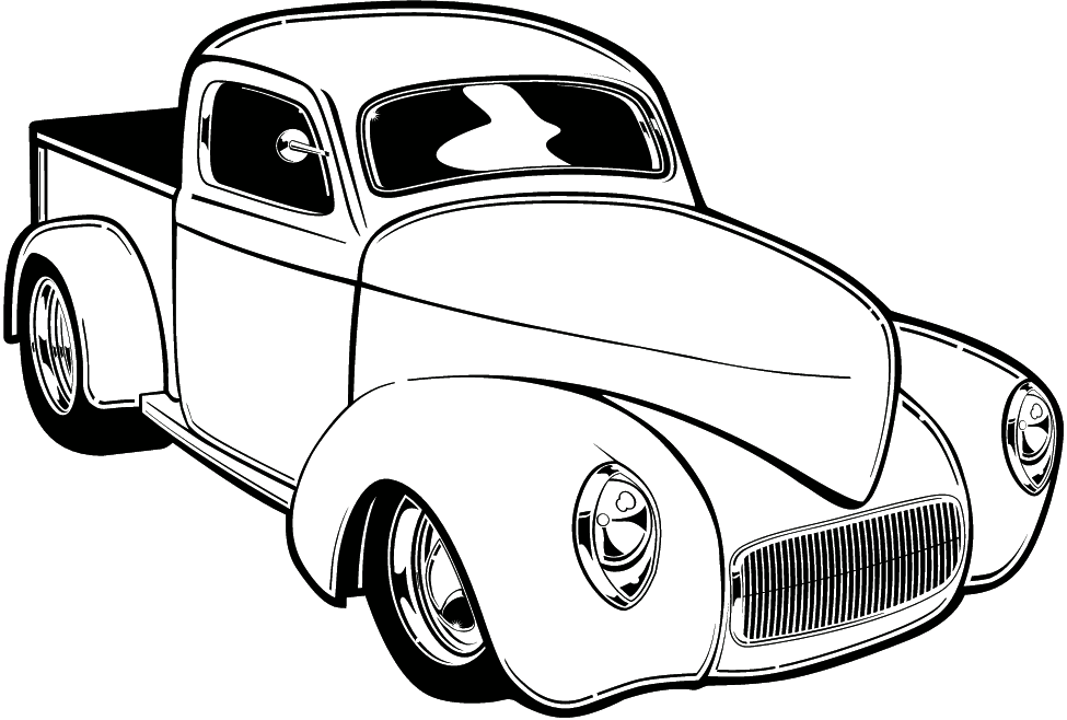 Hot Rod clipart #8, Download drawings