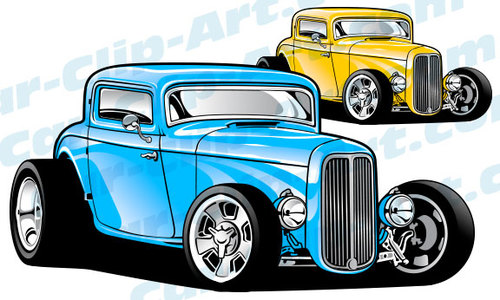 Hot Rod clipart #9, Download drawings