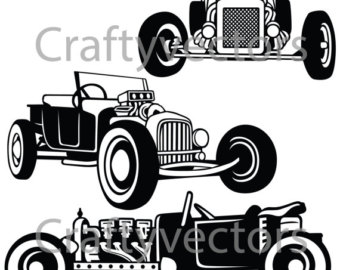 Hot Rod svg #10, Download drawings