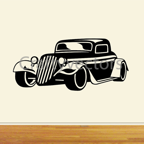 Hot Rod svg #8, Download drawings