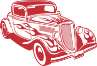 Hot Rod svg #3, Download drawings