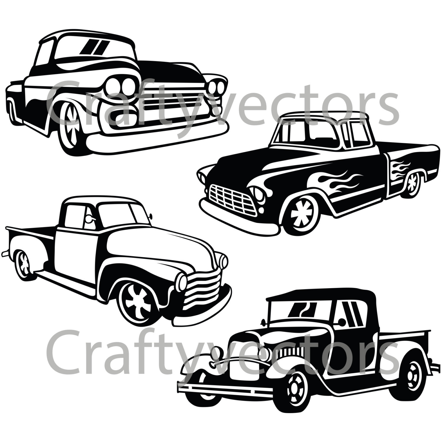 Hot Rod svg #19, Download drawings