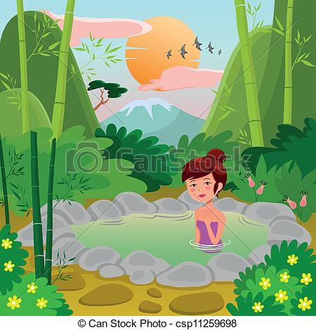 Hot Spring clipart #8, Download drawings