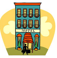 Hotel clipart #5, Download drawings