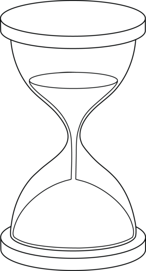 Hourglass coloring #14, Download drawings