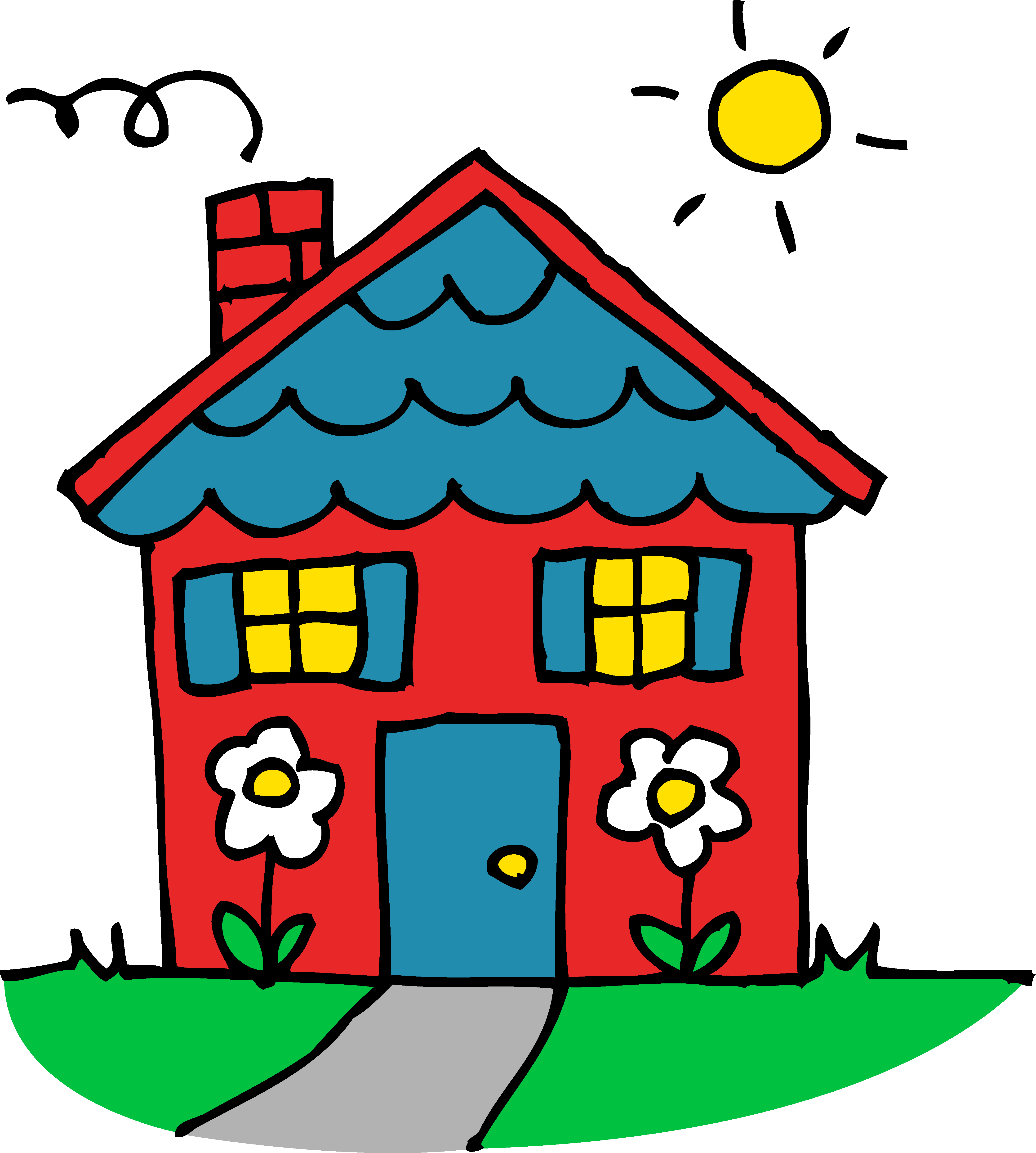 House clipart #5, Download drawings
