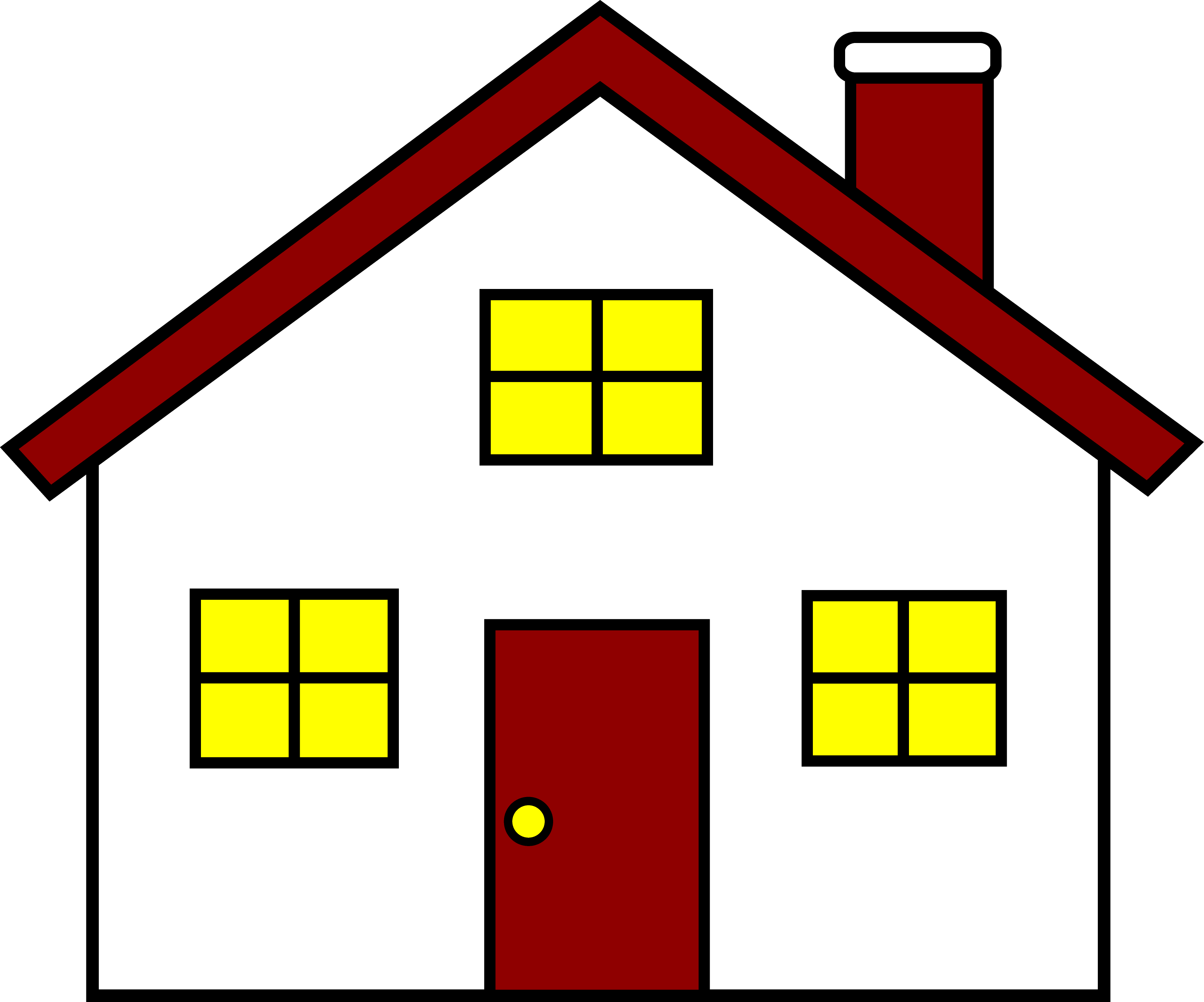 House clipart #14, Download drawings
