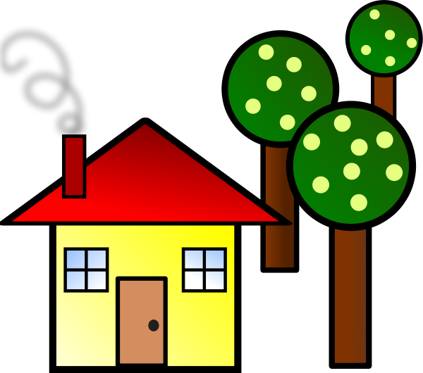 House clipart #2, Download drawings