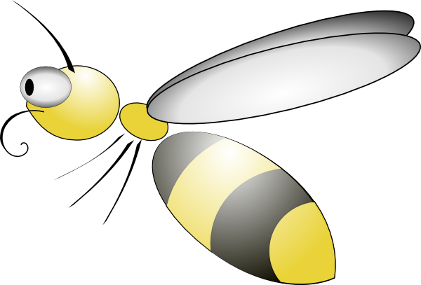 Hoverfly clipart #16, Download drawings