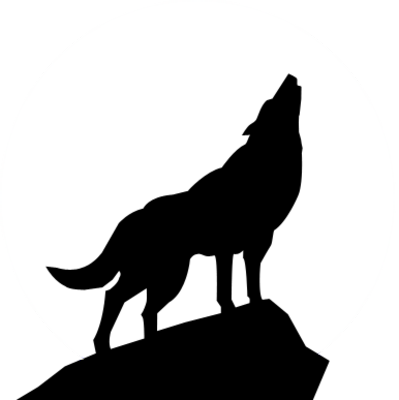 Howling Wolf clipart #19, Download drawings