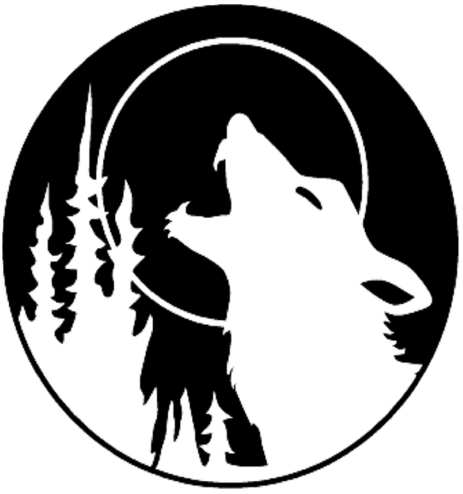 Howl clipart #2, Download drawings