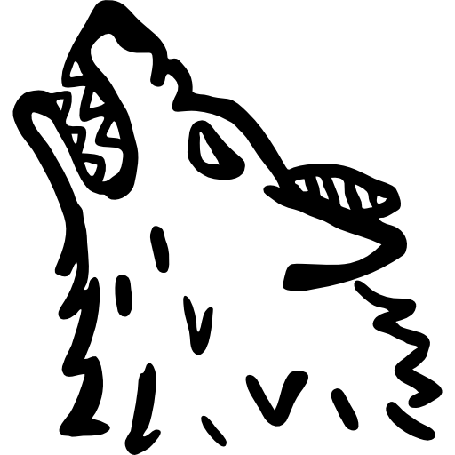 Howl svg #2, Download drawings