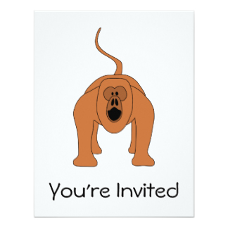 Howler Monkey clipart #12, Download drawings