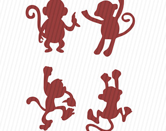 Howler Monkey svg #14, Download drawings