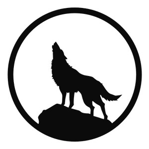 Howling Wolf clipart #20, Download drawings