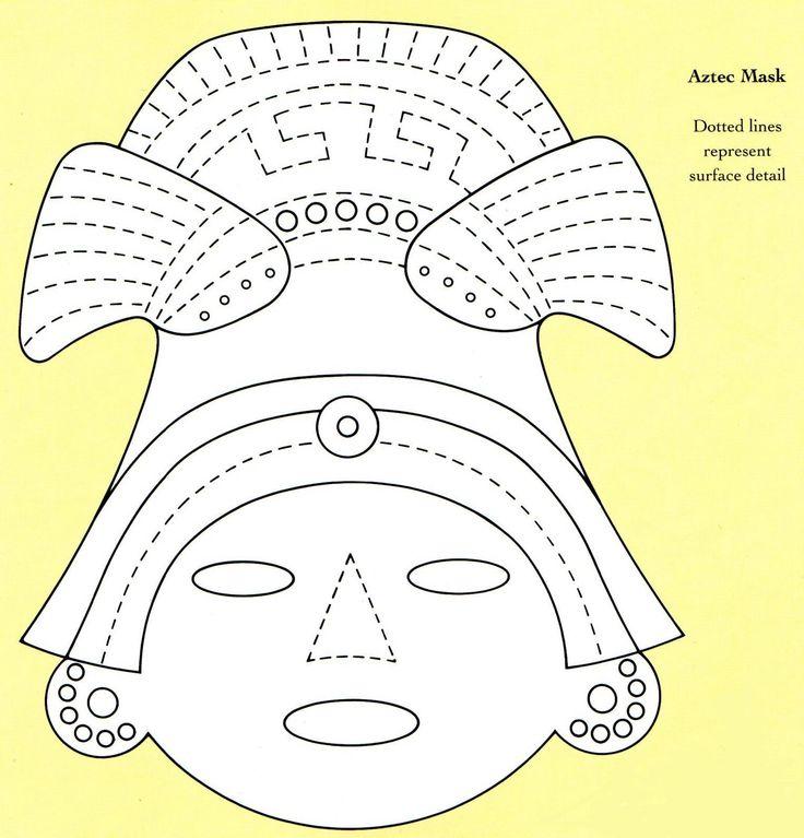 Huey Altepetl coloring #3, Download drawings