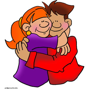 Hug clipart #17, Download drawings