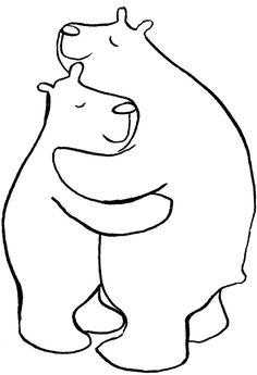 Hug coloring #14, Download drawings