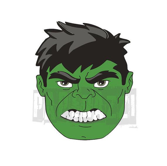 Hulk svg #2, Download drawings