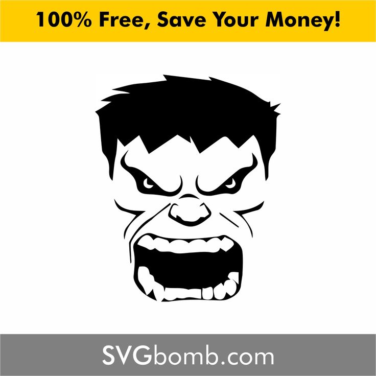 hulk svg free #1123, Download drawings