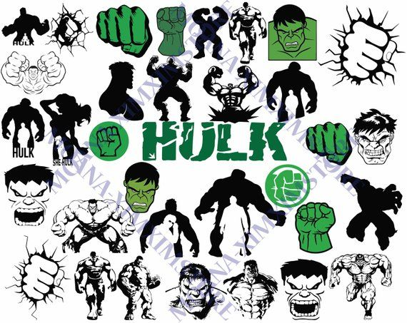 hulk svg free #1121, Download drawings