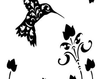 Hummingbird svg #7, Download drawings
