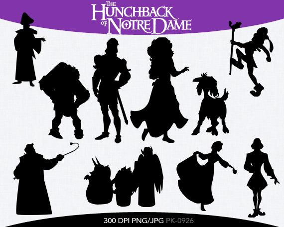 Hunchback Of Notre Dame svg #7, Download drawings