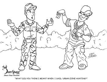 Hunter coloring #9, Download drawings