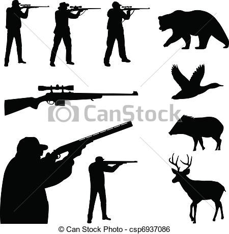 Hunting clipart #11, Download drawings