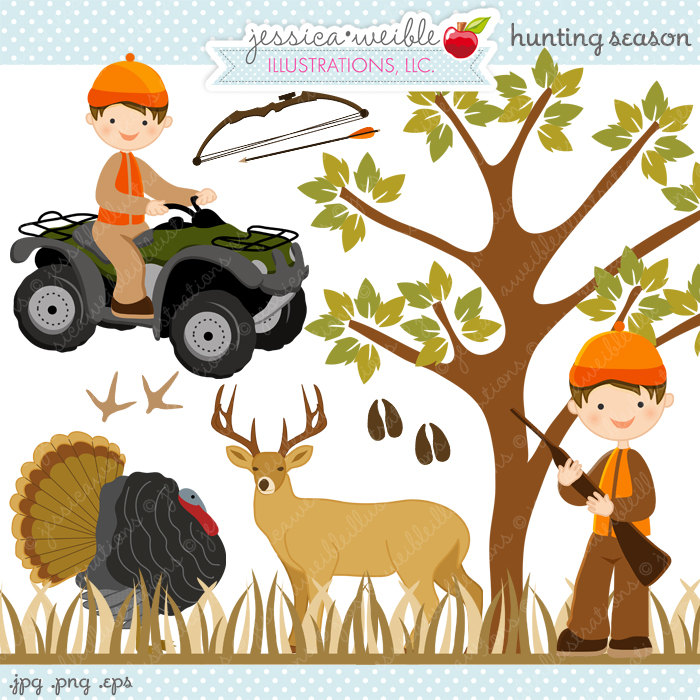 Hunting clipart #10, Download drawings