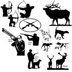 Hunting svg #644, Download drawings